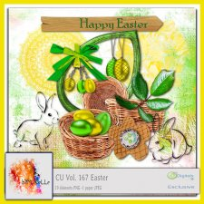 Vol 167 Easter EXCLUSIVE bymurielle