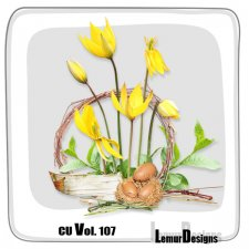 CU Vol 107 Easter Mix by Lemur Designs