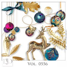 Vol. 0556 Christmas Mix by D's Design
