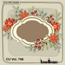 CU Vol 746 Autumn by Lemur Designs