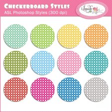 Checkerboard Styles Lilmade Designs