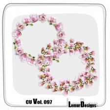 CU Vol 097 Flowers Clusters by Lemur Designs