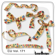 CU Vol 171 ribbon by Lemur Designs