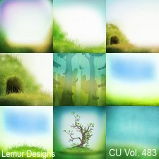 CU Vol 483 Summer Papers by Lemur Designs