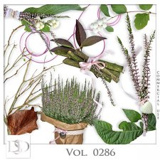 Vol. 0286 Nature Mix by D's Design