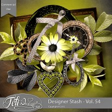 Designer Stash Vol 54 - CU by Feli Designs