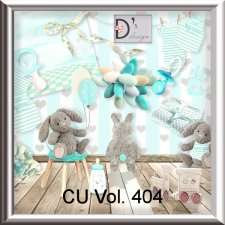 Vol. 404 Baby Mix by Doudou Design