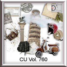 Vol 760 to 764 Travel World by Doudou Design