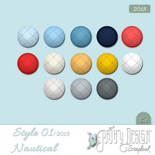Style Pack 01 2015 - Nautical Pathy Design