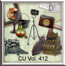 Vol. 412 Vintage Mix by Doudou Design