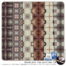 Overlays Collection 19 by MoonDesigns