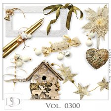 Vol. 0300 Christmas Mix by D's Design