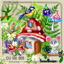 CU Vol 605 Nature by Lemur Designs