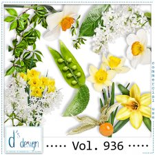 Vol. 936 Spring Mix by Doudou Design