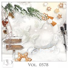 Vol. 0578 Winter Mix by D's Design