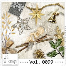 Vol. 0099 Christmas Mix by Doudou Design
