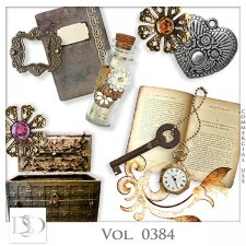 Vol. 0384 Vintage Mix by D's Design