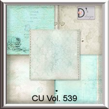 Vol. 539 Vintage Papers by Doudou Design