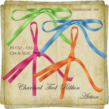 Action - Charmed Tied Ribbon by Rose.li