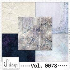 Vol. 0078 Grunge Vintage papers by Doudou Design