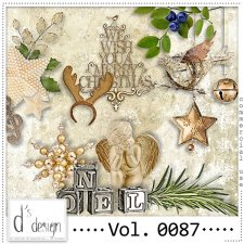 Vol. 0087 Christmas Mix by Doudou Design
