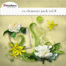 Element Mix Vol 8 by Strawberry Designs