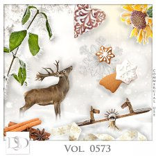 Vol. 0573 Winter Mix by D's Design