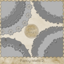 Fancy Matt PNG Templates 2 by Josy
