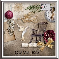 Vol. 822 christmas by Doudou Design