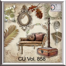 Vol. 858 vintage elements by Doudou Design