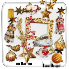 CU Vol 118 christmas by Lemur Designs