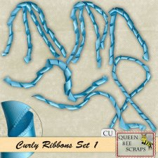 Curly Ribbons 1