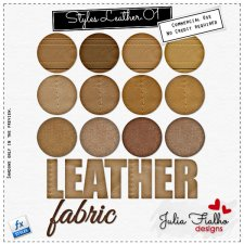 Styles - Leather 01 by Julia Fialho