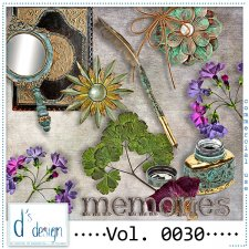 Vol. 0030 Vintage Mix by Doudou Design
