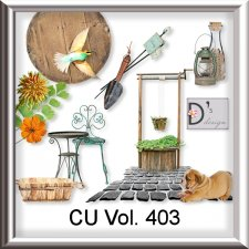 Vol. 403 Nature Garden Mix by Doudou Design