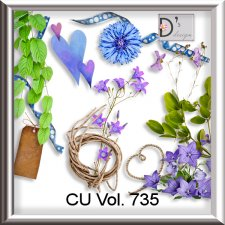 Vol. 735 Element pack by Doudou Design
