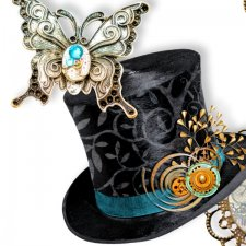 Vol. 0400 Steampunk Mix by D's Design
