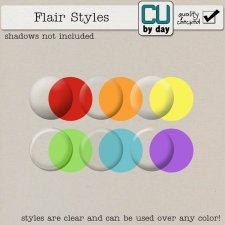 Flair Styles - CUbyDay EXCLUSIVE