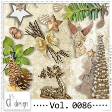 Vol. 0086- Christmas Mix by Doudou Design