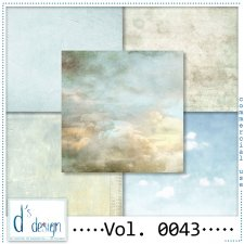 Vol. 0043 Mix Papers by Doudou Design