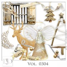 Vol. 0304 Christmas Mix by D's Design