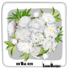 CU Vol 020 Flowers by Lemur Designs