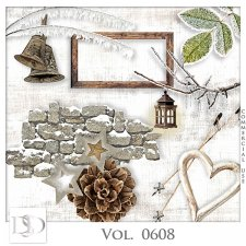 Vol. 0608 Winter Mix by D's Design
