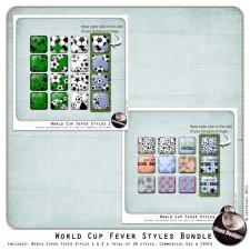 World Cup Fever Styles Bundle by MoonDesigns