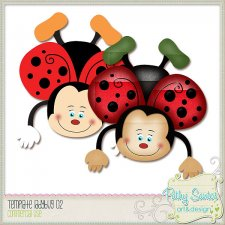 Template Lady Bug 02 by Pathy Design