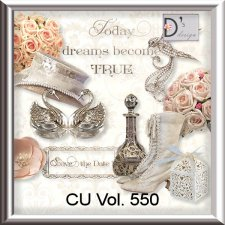 Vol. 550 Love Pack by Doudou Design