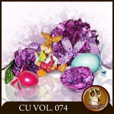 CU Vol 074 Easter Mix by Lemur Designs