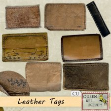 Leather Tags