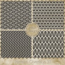 Pattern Overlays 31 by Josy