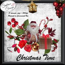 Christmas Time by Doudou Design
